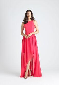 Allure Bridesmaids 1529T Bateau Bridesmaid Dress