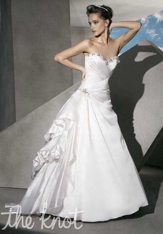 Demetrios GR214 Wedding Dress photo