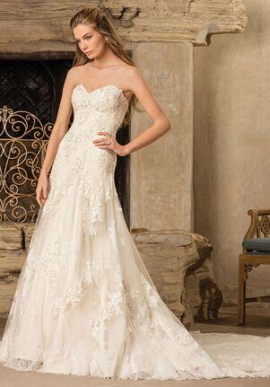 Casablanca Bridal Style 2291 Everly A-Line Wedding Dress