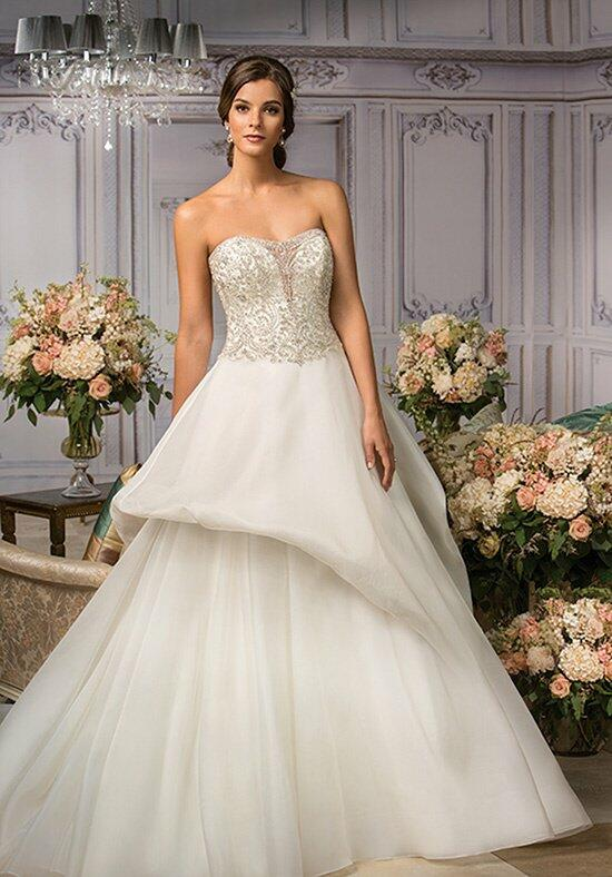 Jasmine Couture T182006 Wedding Dress photo