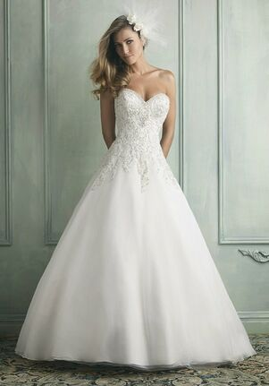 Allure Bridals 9120 Ball Gown Wedding Dress