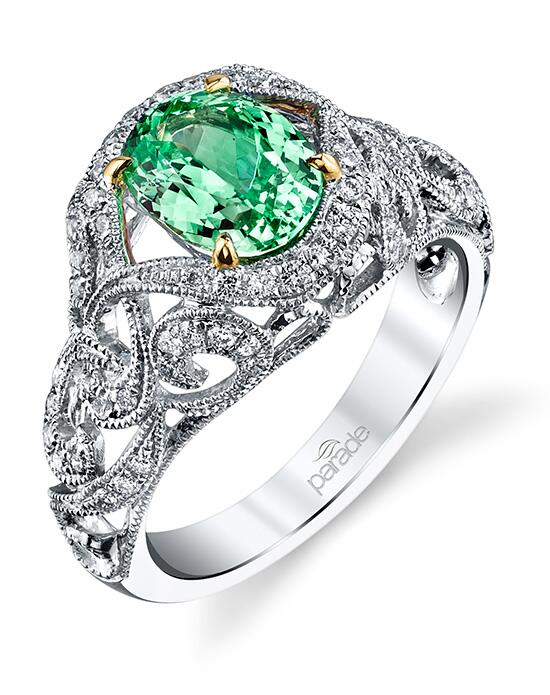Parade Design Style R3347 from the Parade in Color Collection Engagement Ring photo