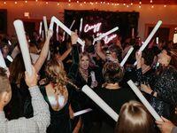 indoor wedding dancing in Manhattan, Kansas
