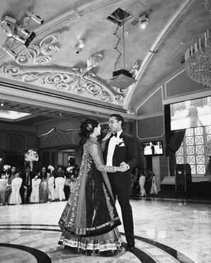 The First Dance at The Venetian