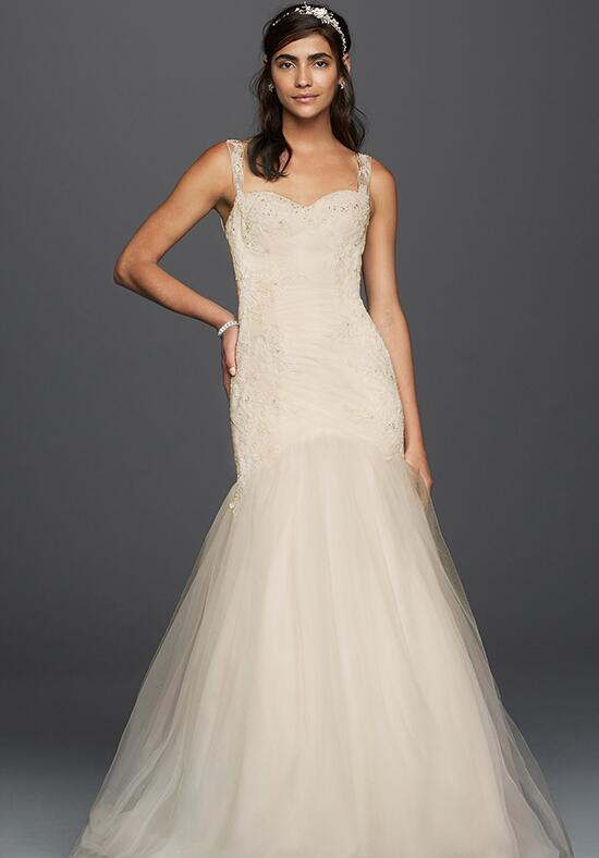 David's Bridal Galina Signature Style WG3792 Wedding Dress photo