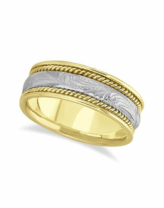 Allurez - Customized Rings UB983 Wedding Ring photo