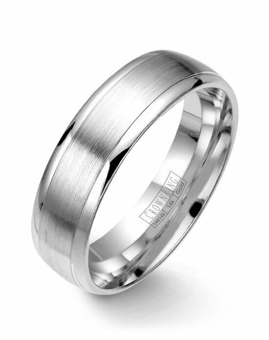 CrownRing WB-7019-M10 Wedding Ring photo