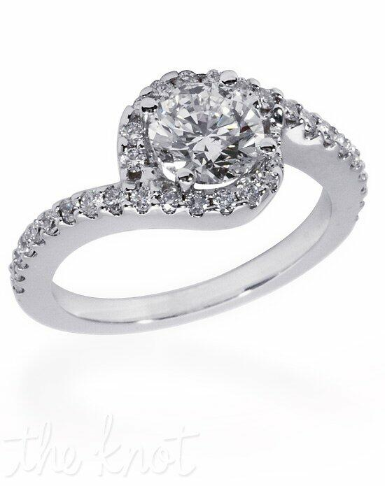 Diamond Ideals HENS1297 Engagement Ring photo