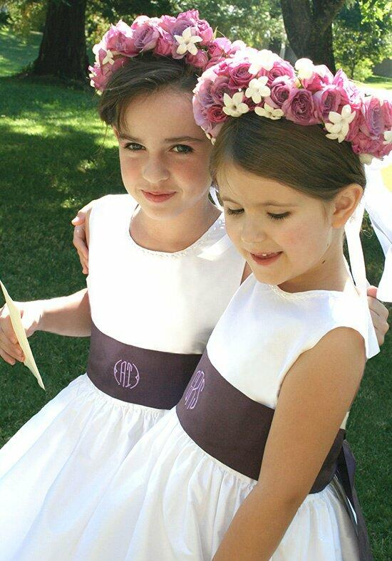 Isabel Garretón Fantasy Flower Girl Dress photo