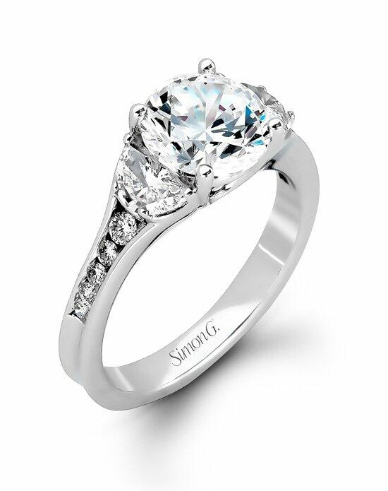 Simon G. Jewelry MR2310 Engagement Ring photo