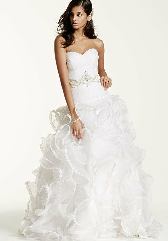 David's Bridal Galina Signature Style SWG492 Wedding Dress photo
