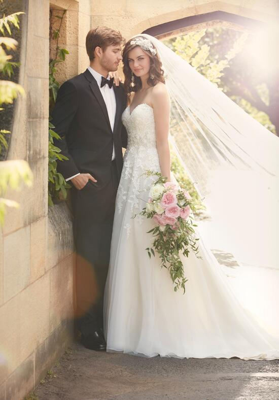 Essense of Australia D2000 Wedding Dress photo
