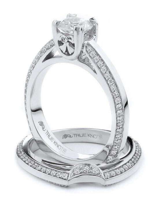 TRUE KNOTS The Knot Collection - K3091 Engagement Ring photo