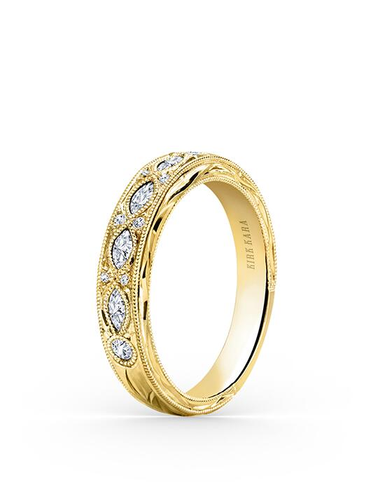 Kirk Kara Dahlia Collection K1120DY-B Wedding Ring photo