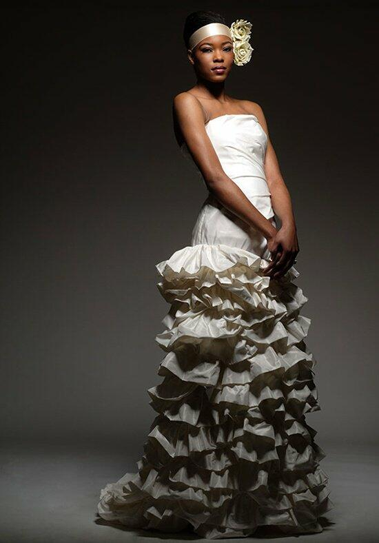Elizabeth St. John Calypso Wedding Dress photo