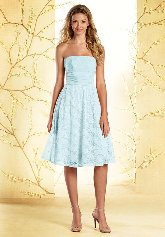 Alfred Angelo Disney Royal Maidens Collection 540 Bridesmaid Dress photo