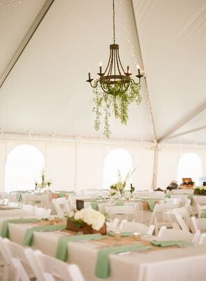 Simple Tented Reception