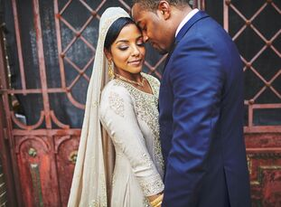 Fellow Tennessee State Tigers Saida Binhazim (28 and a graduate student) and Kenny Hickson (29 and a business owner) met through common friends, but t