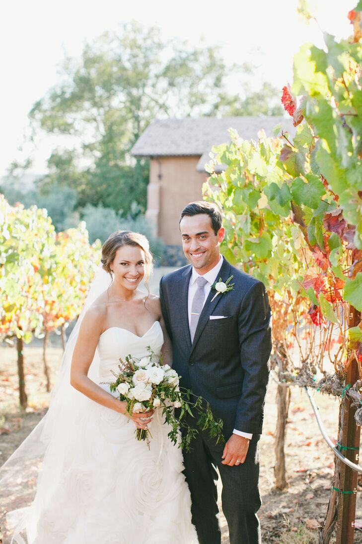 Nicki Wells (28 and an assistant buyer for Pottery Barn Kids) and Jordan Wells (30 and director of business development at Rosetta) planned a romantic