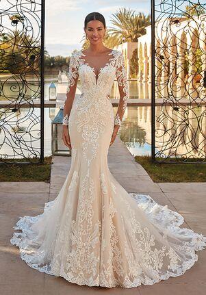 Demetrios 1110 Mermaid Wedding Dress