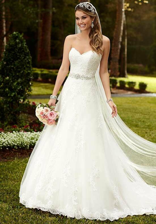 Stella York 6133 Wedding Dress photo