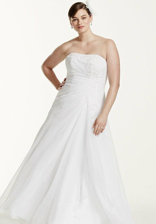 David's Bridal David's Bridal Woman Style 9V9409 Wedding Dress photo