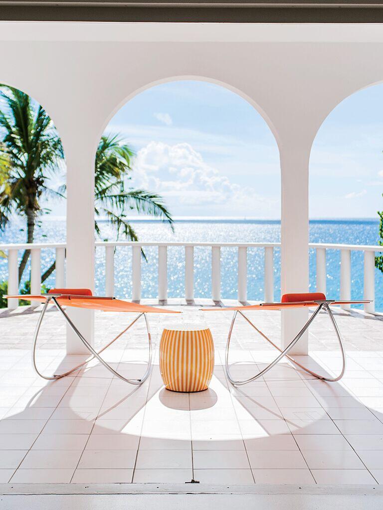 Anguilla honeymoon idea