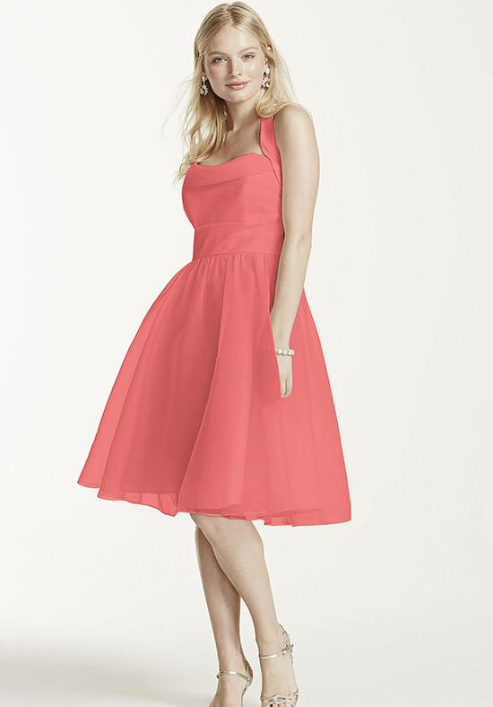 David's Bridal Collection F15900 Bridesmaid Dress photo