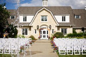 KSU Gardens Wedding Ceremony