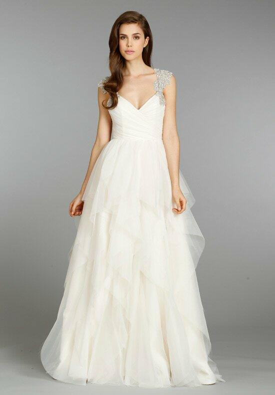 Hayley Paige 6350 - Carrie Wedding Dress photo