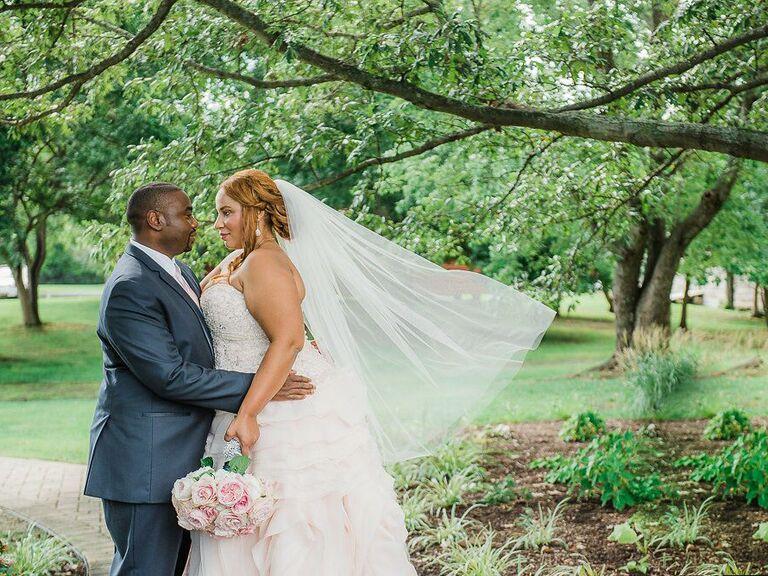 Wedding venue in Royal Park, Maryland.