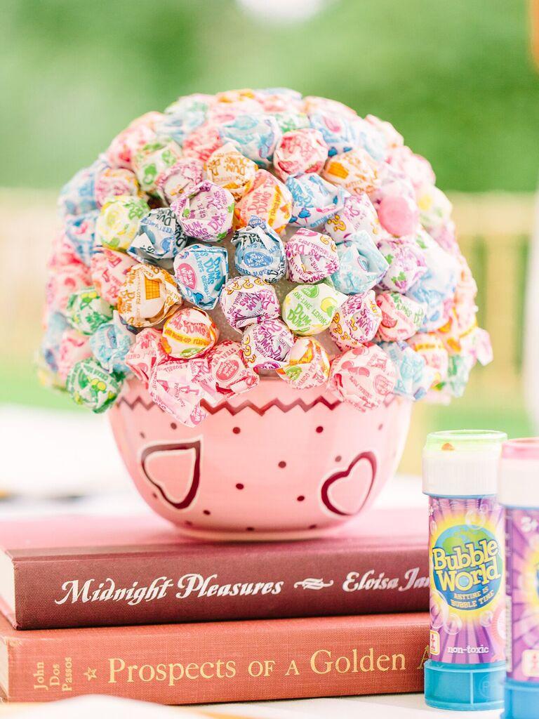 Wedding Centerpieces Lollipops