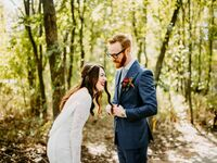 Classic, Vintage Couple at Southwind Hills in Goldsby, Oklahoma