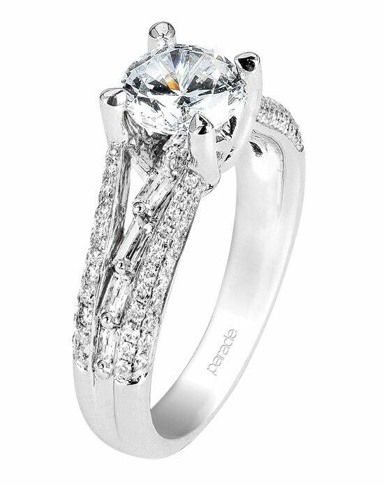 Parade Design Style R2203 from the Hemera Collection Engagement Ring photo