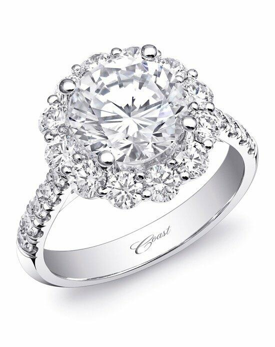 Coast Diamond Charisma Collection - LZ0245 Engagement Ring photo