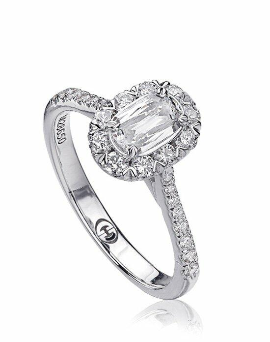 L'Amour Crisscut L108-040 Engagement Ring photo