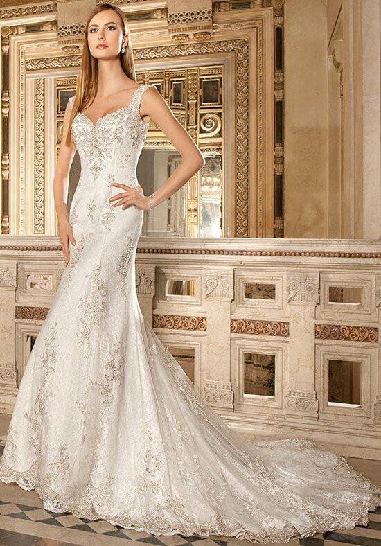 Demetrios 1486 Wedding Dress photo