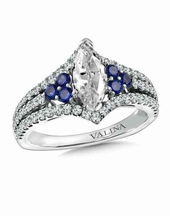 Valina R9815WP-BSA Engagement Ring photo