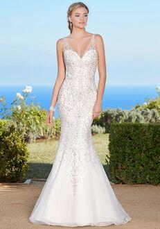 KITTYCHEN Couture NAVEAH, K1747 Sheath Wedding Dress