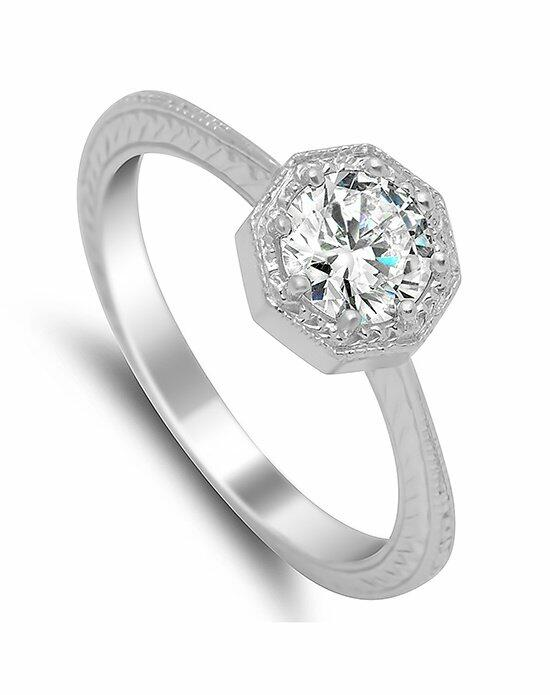 Timeless Designs R1323 Engagement Ring photo