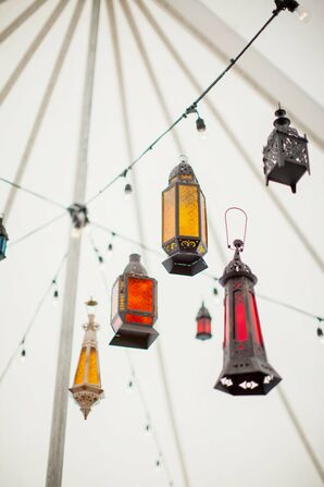 Colorful Moroccan Lanterns