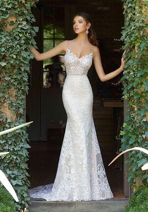 Morilee by Madeline Gardner/Blu Peyton Sheath Wedding Dress