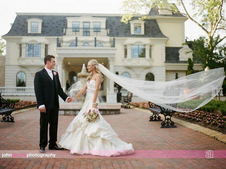 Castle wedding venue in Allentown, New Jersey