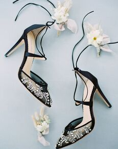 Bella Belle FLORENCE BLACK Black Shoe