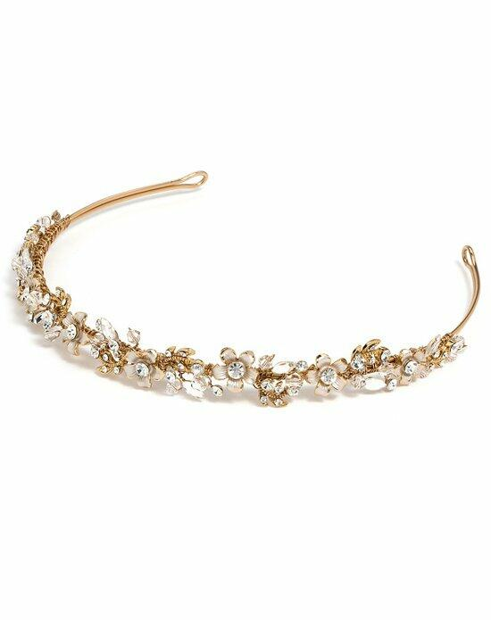 USABride Lily Gold Headband TI-3137-G Wedding  photo