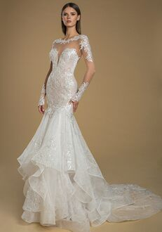 LOVE by Pnina Tornai for Kleinfeld 14837 Wedding Dress