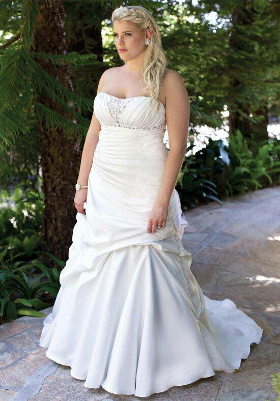 Kenneth Winston: Femme 3365-n Wedding Dress photo