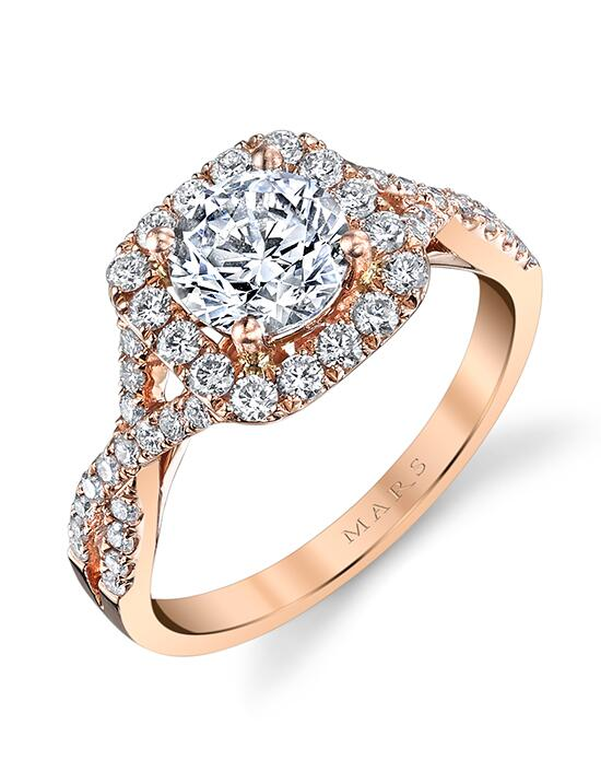 MARS Fine Jewelry 25560 Engagement Ring photo