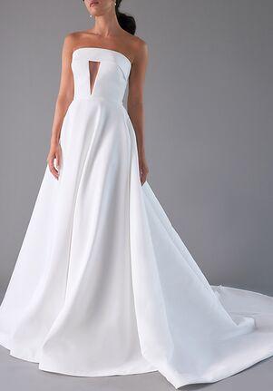 Louvienne Blake A-Line Wedding Dress