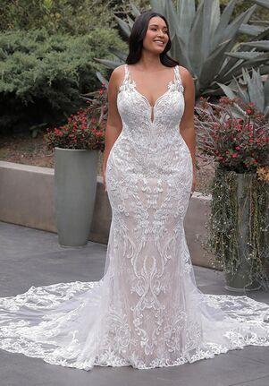 ÉLYSÉE Francoise Mermaid Wedding Dress